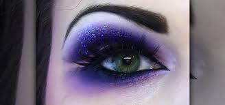 how to create a dramatic purple eye makeup look makeup wonderhowto