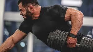 the full body dumbbell workout program
