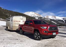 Tacoma V6 Towing Capacity | 2018-2019 Car Release, Specs, Price