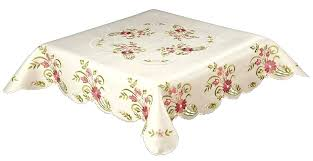 full size of small round gold tablecloth embroidered tablecloths easy care table cloths kitchen pretty pink