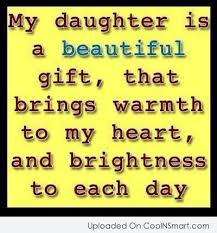 Beautiful Quotes For My Daughter Best of Daughter Quotes And Sayings Images Pictures CoolNSmart