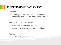 cooking merit badge worksheet answers cooking merit badge presentation troop 874