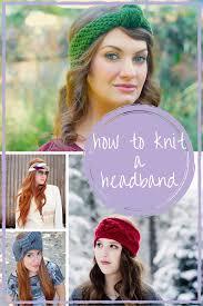 Knitted Headband Pattern Classy How To Knit A Headband 48 Free Patterns Stitch And Unwind