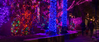 Best Christmas Lights Ever The Best Christmas Lights In New York Head To Brooklyns