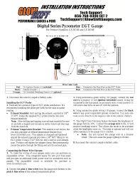 glowshift gauges wiring diagram autoctono me for fonar me autometer egt gauge wiring diagram at Egt Gauge Wiring Diagram