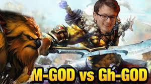 m god vs gh god cancel empowered juggernaut by miracle dota 2