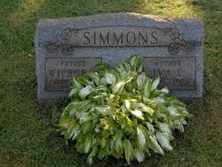 "Iva Lucille ""Ivy"" Brady Simmons (1892-1956) - Find A Grave Memorial"