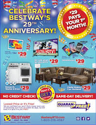 Enjoy rent to own furniture Appliances puter 29$