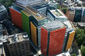 google london offices central st. Central St Giles Google London Offices O