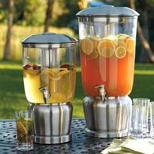 beverage dispenser costco glass beverage dispenser with stand and spigot gallon metal glass beverage dispenser with