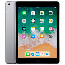 "Планшет Apple iPad (2018) MR7F2RU/A 9,7"" 32Gb Гб серый ..."