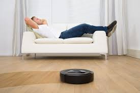 it s good to think about how much your time is worth and would it make sense to get a robot vacuum cleaner