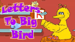 sesame street game video letters to big bird episode pbs kids games you
