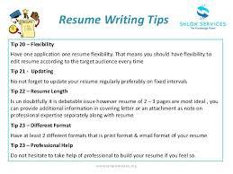 Resume Tips Mesmerizing Tips For Resume Writing Luxury Tips For Writing A Resume With Resume