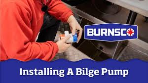 how to install a bilge pump in your boat diy guide
