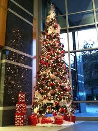 Office Building Christmas Tree Decorations Flawssy