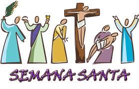 Image result for DIAS DE LA SEMANA SANTA