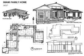 Astounding Japanese Modern House Plans Images - Best inspiration .