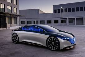 Scheduled to arrive sometime in 2021, the eqs will go up against rivals like the porsche taycan. Mercedes Amg Eqs Electric Fastback Could Challenge Tesla Model S Plaid Porsche Taycan