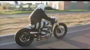 89 xlh harley davidson sportster 883 cafe racer custom in the street you