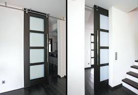 Homemade Barn Door Track Hanging Sliding Closet Doors Ceiling ...