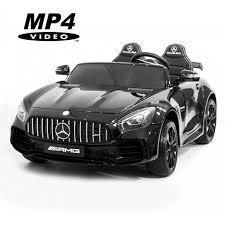 Купить <b>Электромобиль Harley Bella Mercedes-Benz</b> GT R 4x4 ...