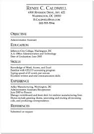 Resume Template For College Students Unique Simple Resume Template Resume Template For College Student Applying