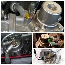 Diagram Of How A Lmm Engine Fuel Filter LBZ Duramax Motor