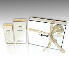 chanel 5 gift set. chanel coco mademoiselle gift set with 200ml body lotion and 35ml edp perfume 5