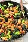 american chicken   broccoli stir fry