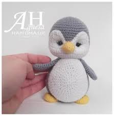 Penguin Crochet Pattern Cool Decorating Design