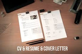 Cv Resume And Cover Letter Set V2 Resume Templates Creative
