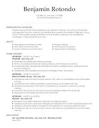 Resumes Outline Resume Outline Example With Job Examples Best Wudui Me