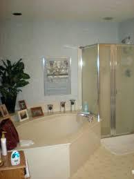 corner garden tub. Garden Tub Decorating Ideas Bathroom Corner Shower With D