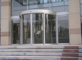 12mm toughened glass tempered glass for automatic revolving door glass door automatic extrance door
