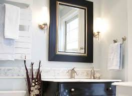making frame for bathroom mirror. small bathroom mirror frames : making frame for