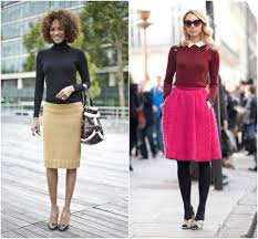 the best business casual work wear outfits for women skirt sweater autumn winter business casual outfits work