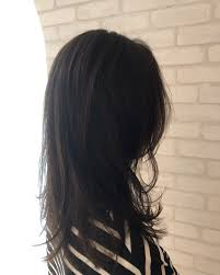 春コーデに合う 井川系ロング 40代50代京都四条烏丸大人のヘア