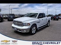 Las Cruces Used Ram 1500 Vehicles for Sale | Bravo Chevrolet