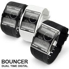 idealstore rakuten global market digital design watch men watch digital design watch men watch regular article enlivening digital bouncer digital analogue clock men watch