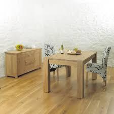 aston solid oak hidden. Aston Solid Oak Dining Table (4-6 Seater)-Dining Table- Space Hidden