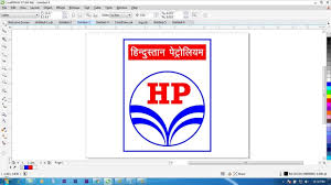 Hindustan Petroleum Dip Chart Hindustan Petroleum Logo Design In Coreldraw By Trending Skills