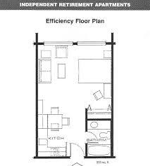 ... Efficiency Apartment Floor Plans More Information About Efficiency  Apartment Floor Plans On The Site Studio Apartment ...