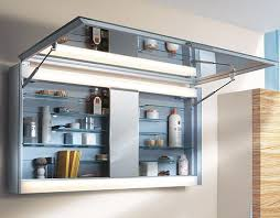 Contemporary Medicine Cabinets Without Mirrors Bathrooms Intended Decor