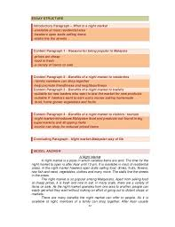 guidelines on writing english essays spm