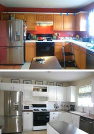 remodeling ideas makeovers 3 perfect easy kitchen renovations on intended best 25