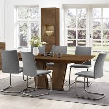 walnut dining table houzz next mode walnut dining table walnut dining table grey chairs walnut dining
