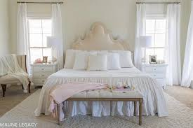 Stunning White Master Bedroom Design Ideas | Home Design & Lifestyle ...