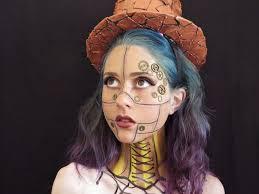 makeup steunk