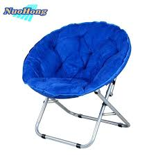 moon chair folding luxury moon chair fashion outdoor furniture tourist camping chairs stainless steel metal moon moon chair